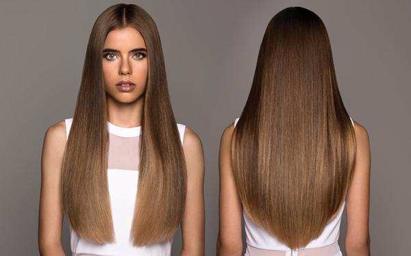кератиновая нанопластика волос