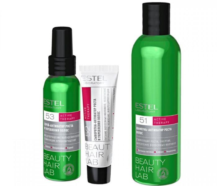 ESTEL Laboratory Beauty Hair Lab Active Therapy шампунь