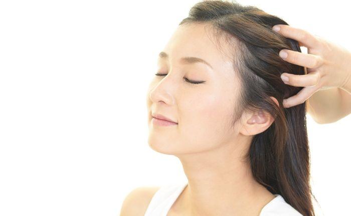 укрепление волос массаж